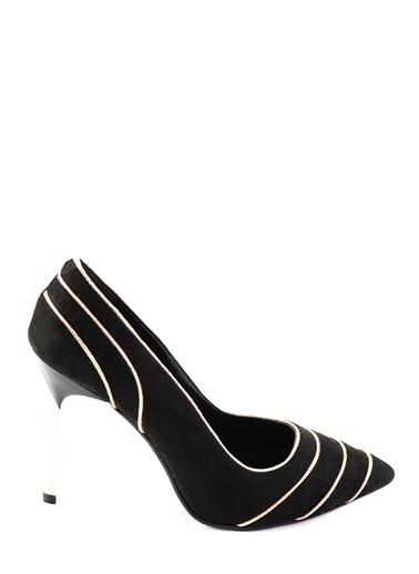 Bambi Topuklu Ayakkabı Siyah